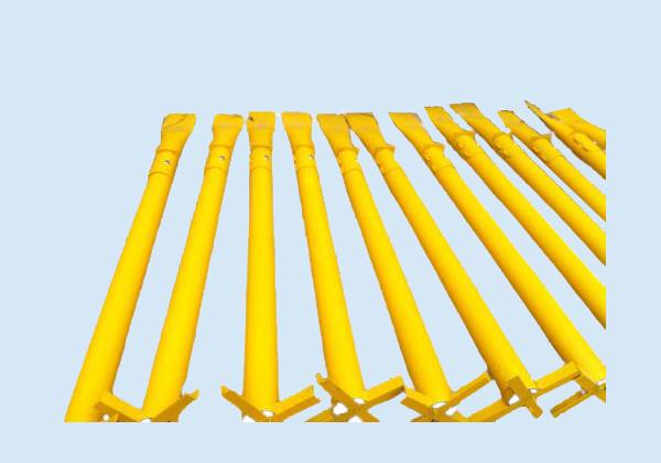 底座式碳钢测试桩